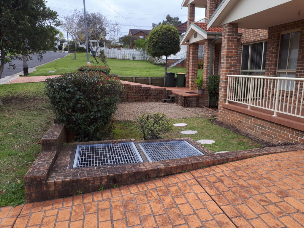 stormwater Pit inserts and inlets