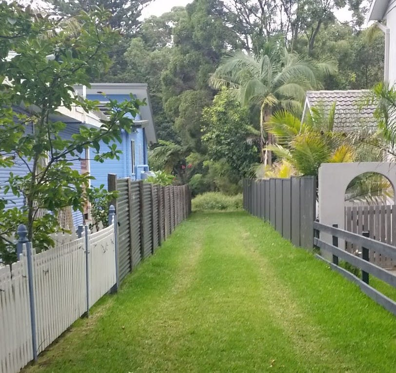 Inter-allotment drainage under Council regulation