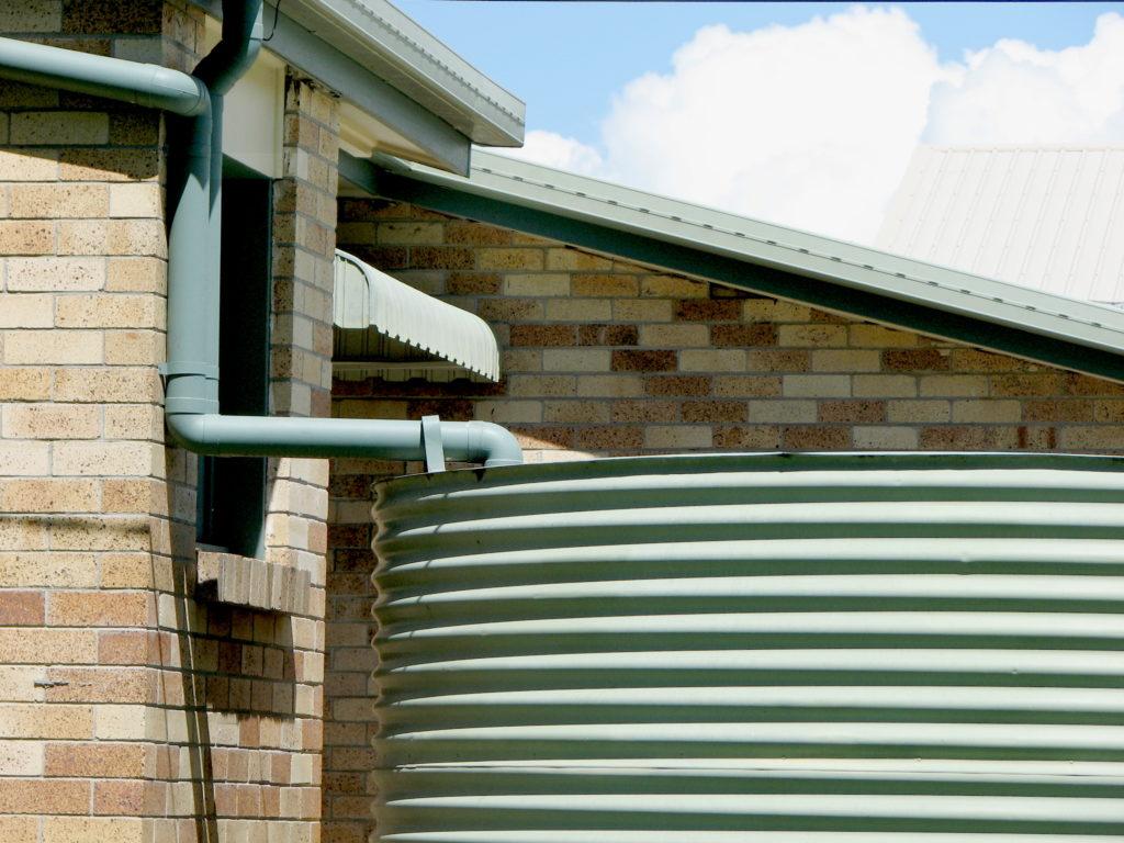 rainwater tanks - water tank - detention tank